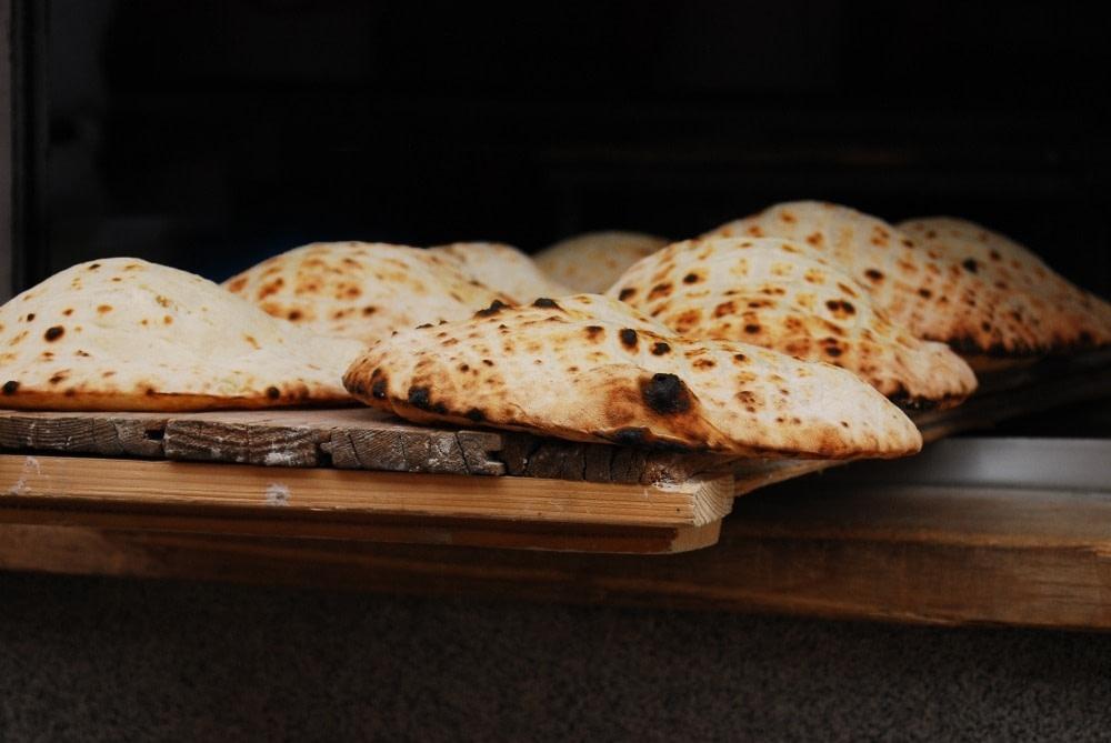 Pita Bread for falafel