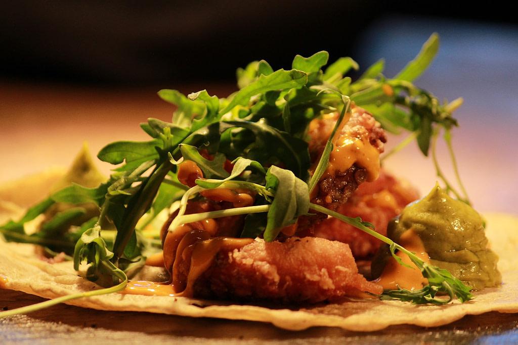 Corn Tortilla Taco