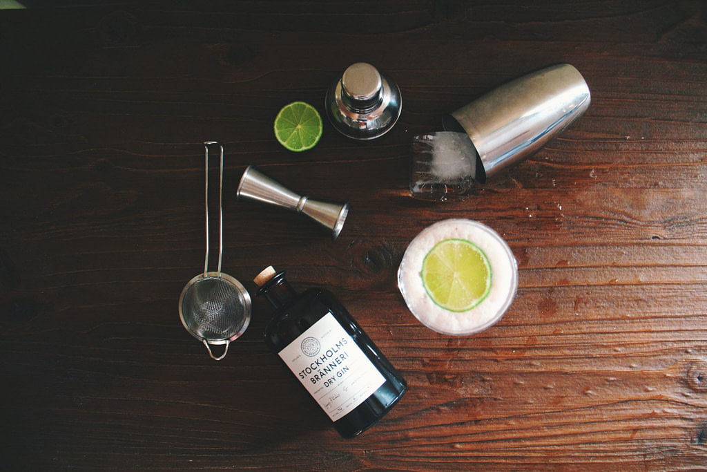 Gin Mixing Tools