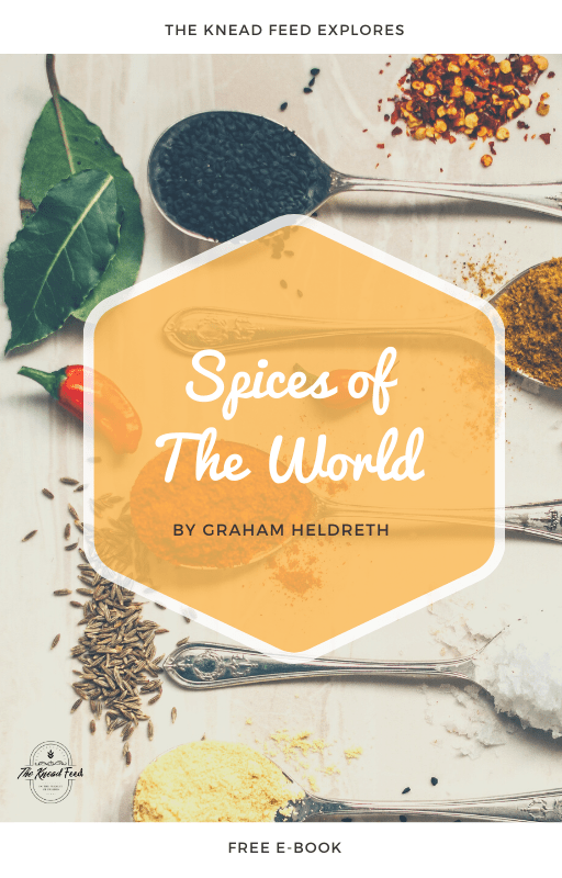 Spices of the world e-book