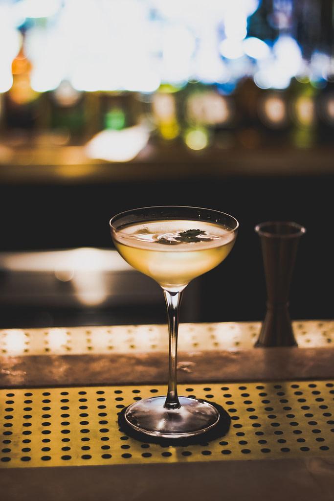 Gin martini