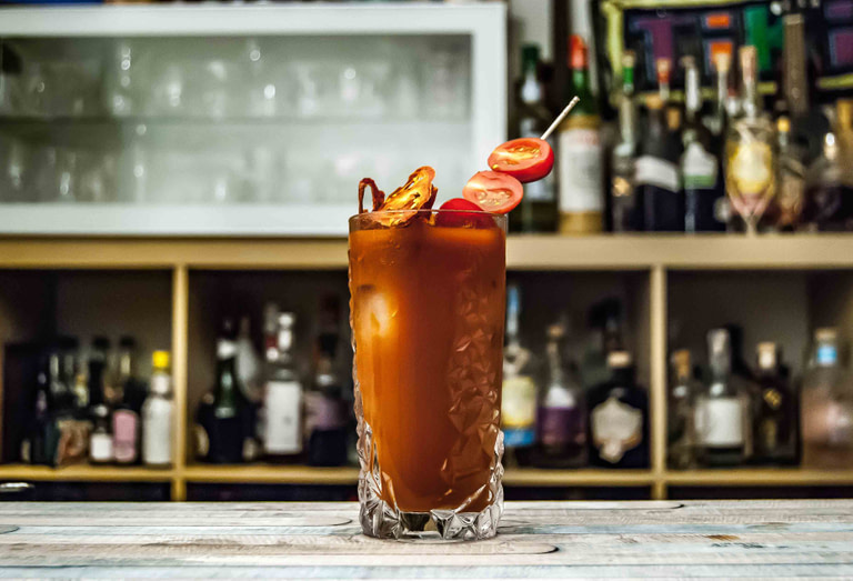 Bloody Marys: More Than Just a Hangover Cure